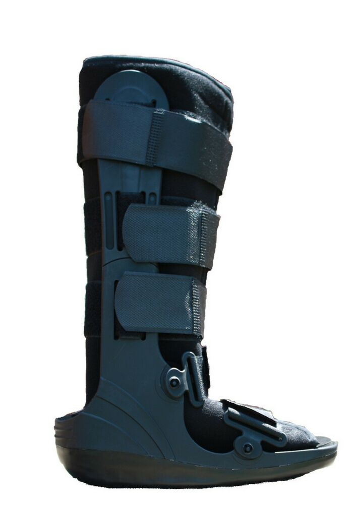 walker fracture boot walking cast ebay