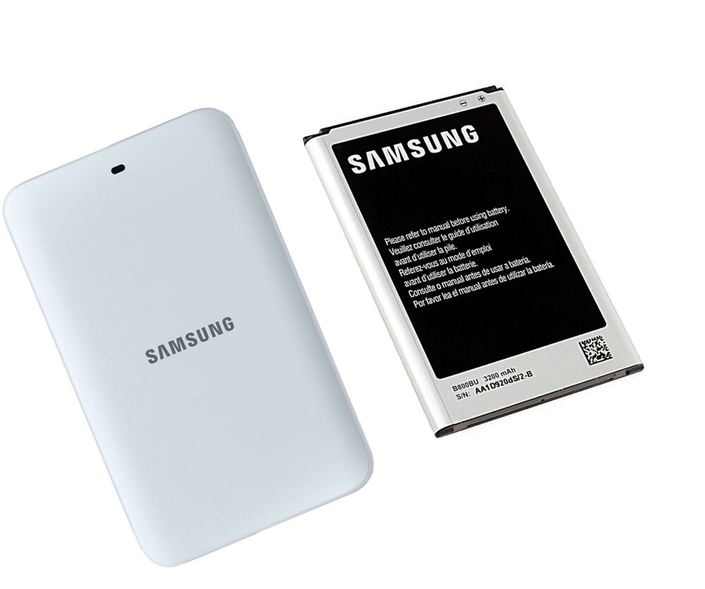samsung galaxy note 3 portable spare battery charger battery included new ebay. Black Bedroom Furniture Sets. Home Design Ideas