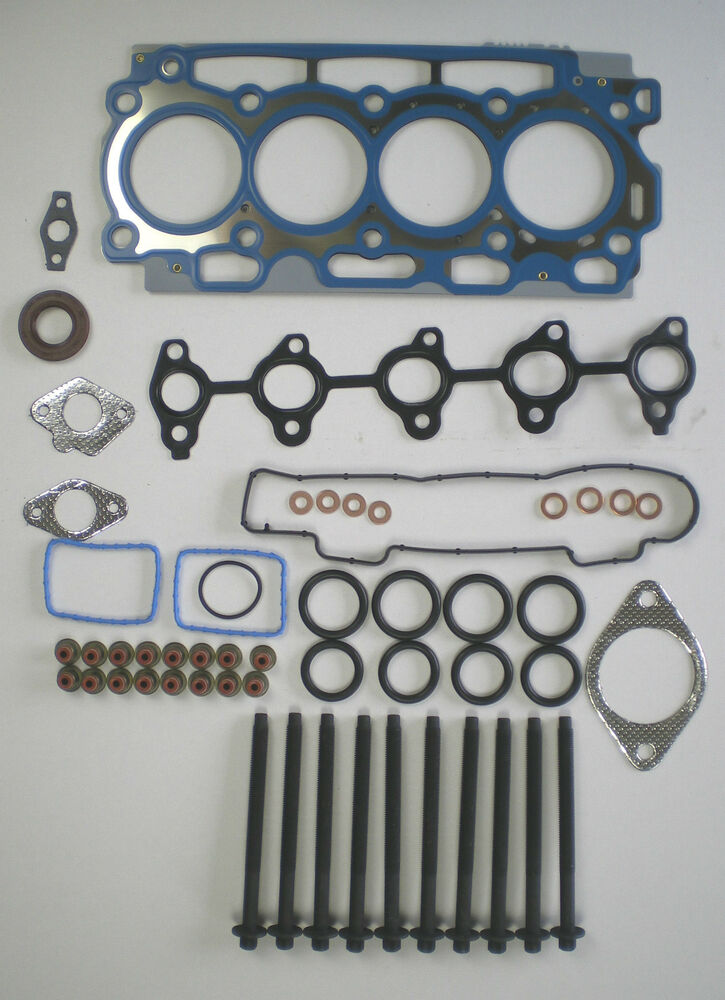 head gasket set bolts c2 c3 c4 c5 berlingo xsara picasso. Black Bedroom Furniture Sets. Home Design Ideas