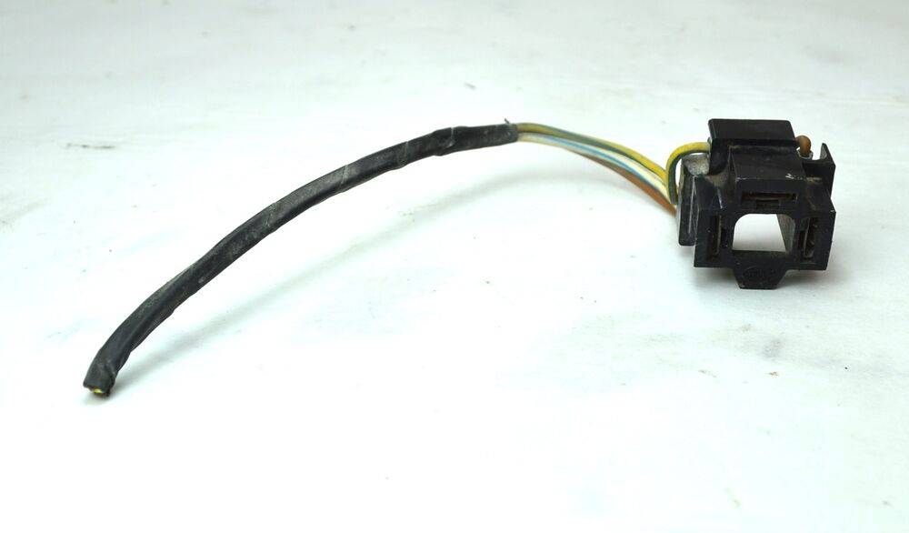 1986 1991 bmw 325 headlight bulb connector wire pigtail. Black Bedroom Furniture Sets. Home Design Ideas
