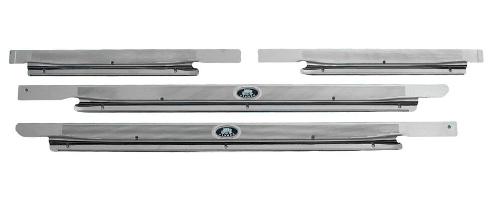 NEW Trim Parts Sill    Plate       Set     FOR 196267    CHEVY       II       NOVA