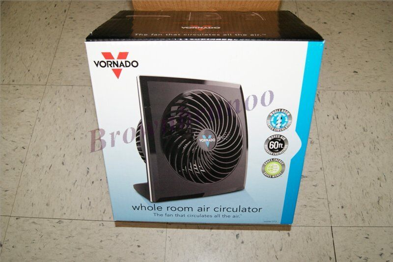 Room To Room Air Circulator : Vornado vortex circulation flat panel whole room air