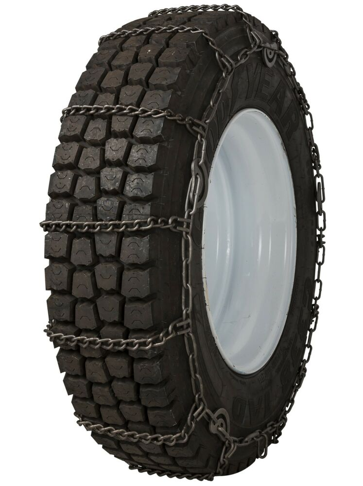 quality chain 2249caml cam link tire chains snow traction commercial truck ebay. Black Bedroom Furniture Sets. Home Design Ideas