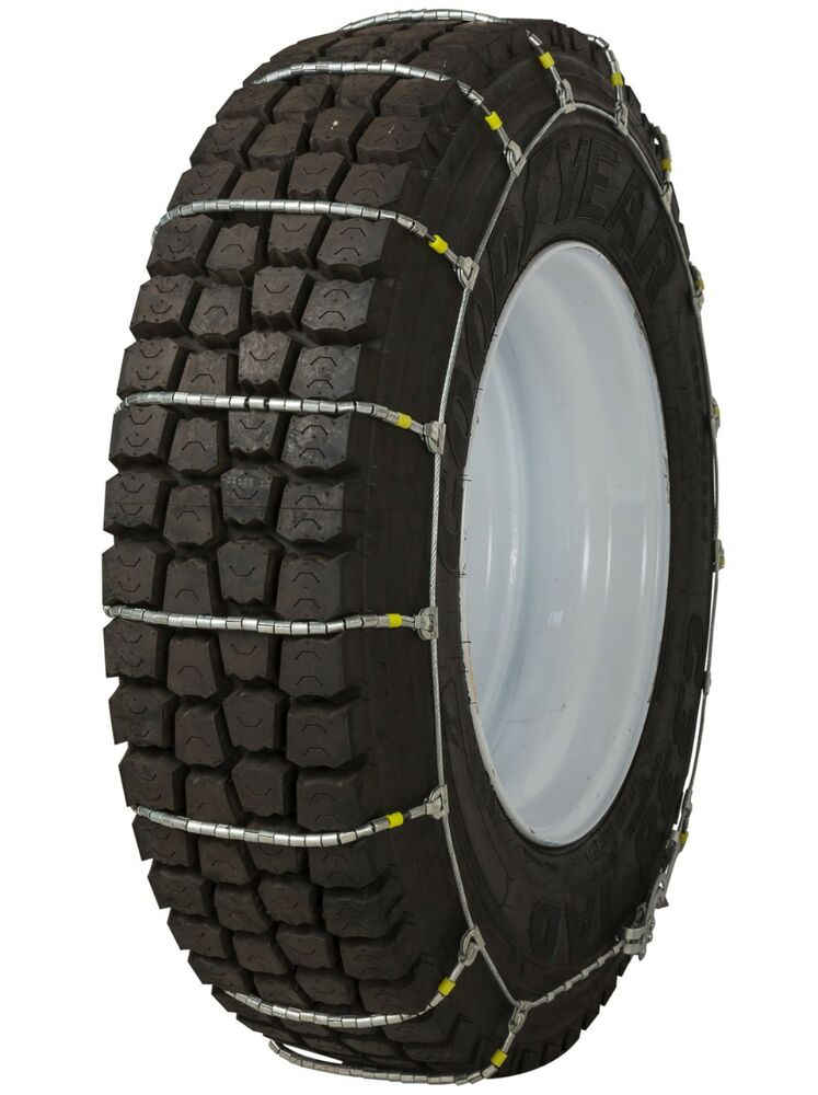 quality chain 2316 cobra cable tire chains snow ice traction commercial truck ebay. Black Bedroom Furniture Sets. Home Design Ideas