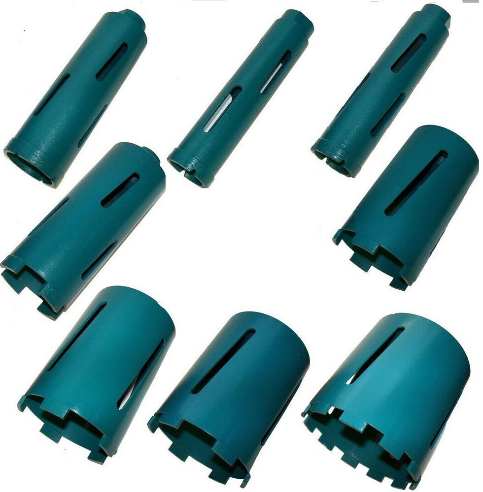 Diamond Core Drill Bits Hole Cutters Drilling Tool For