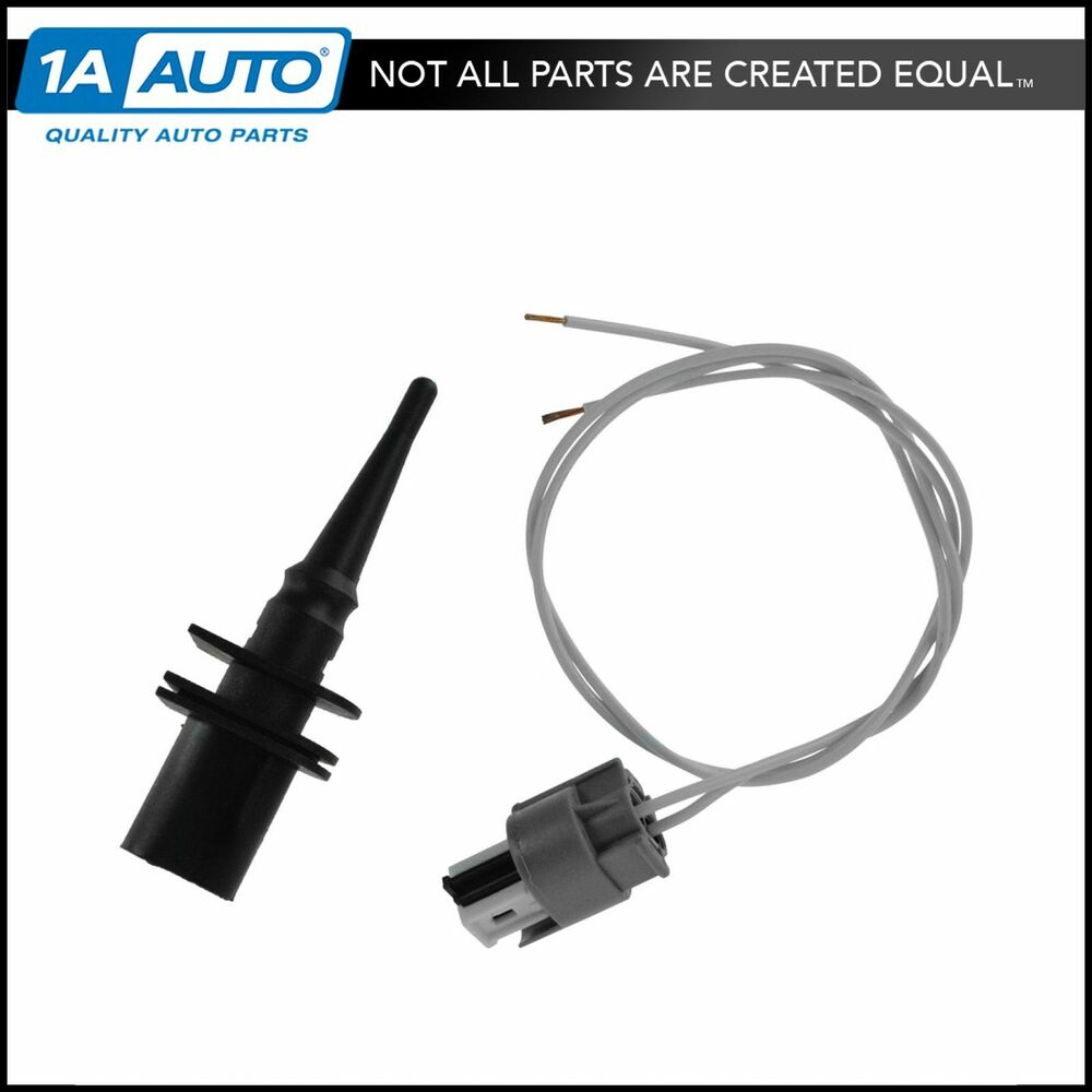DORMAN Ambient Air Temperature Sensor & Pigtail for BMW ...
