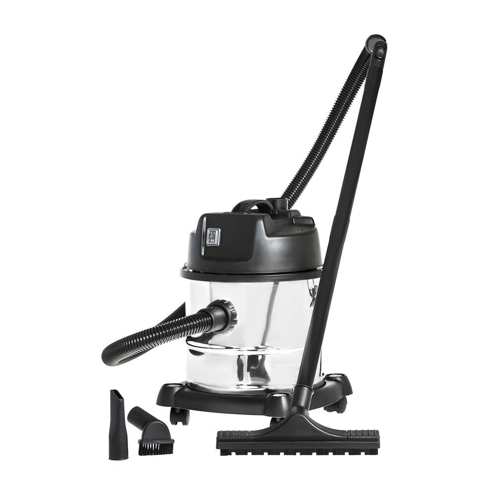 Water Industrial Blowers : Wet dry vacuum cleaner industrial water and dirt all in