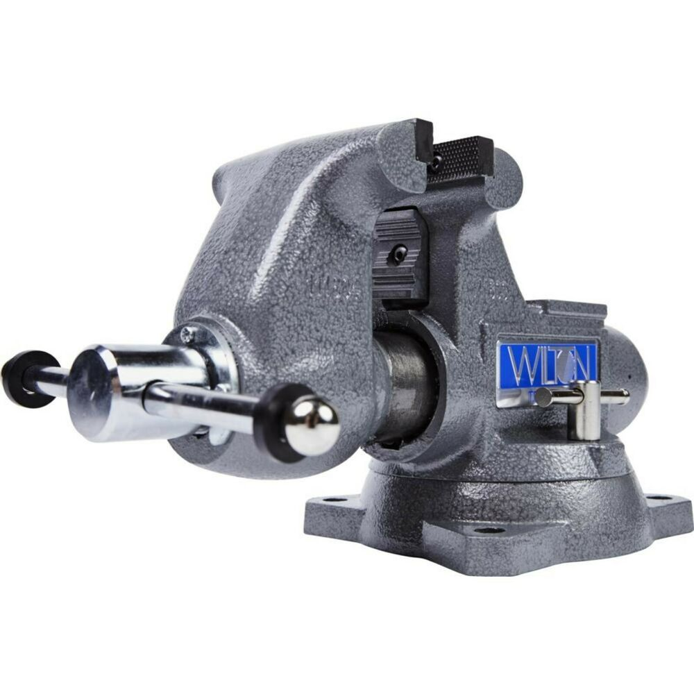Wilton 1745 63199 4 Bench Vise Proudly Usa Made Free Ship