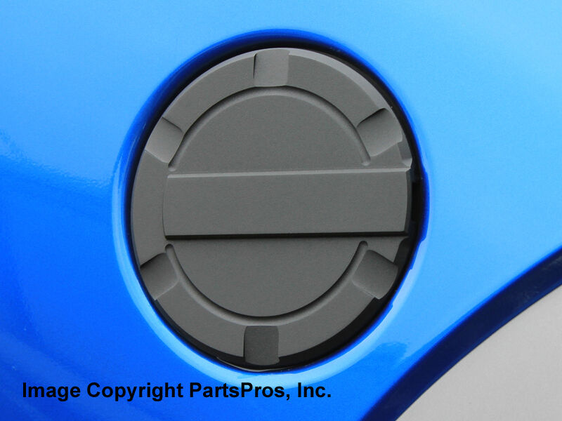 New Flat Black Non Locking Gas Fuel Door For Ford F150