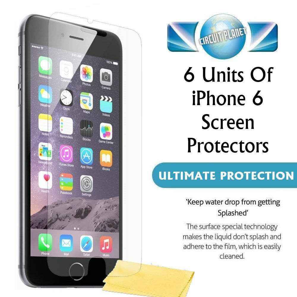 screen for iphone 6 6 new brand genuine screen protectors protect for apple 4210