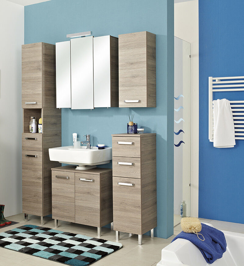 pelipal badm bel badm bel offenbach 02 sanremo eiche neu ebay. Black Bedroom Furniture Sets. Home Design Ideas