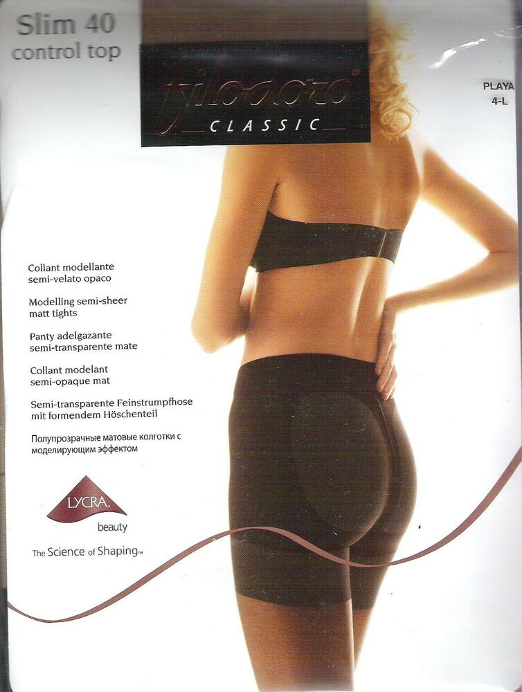 Control Top Pantyhose Matt 4