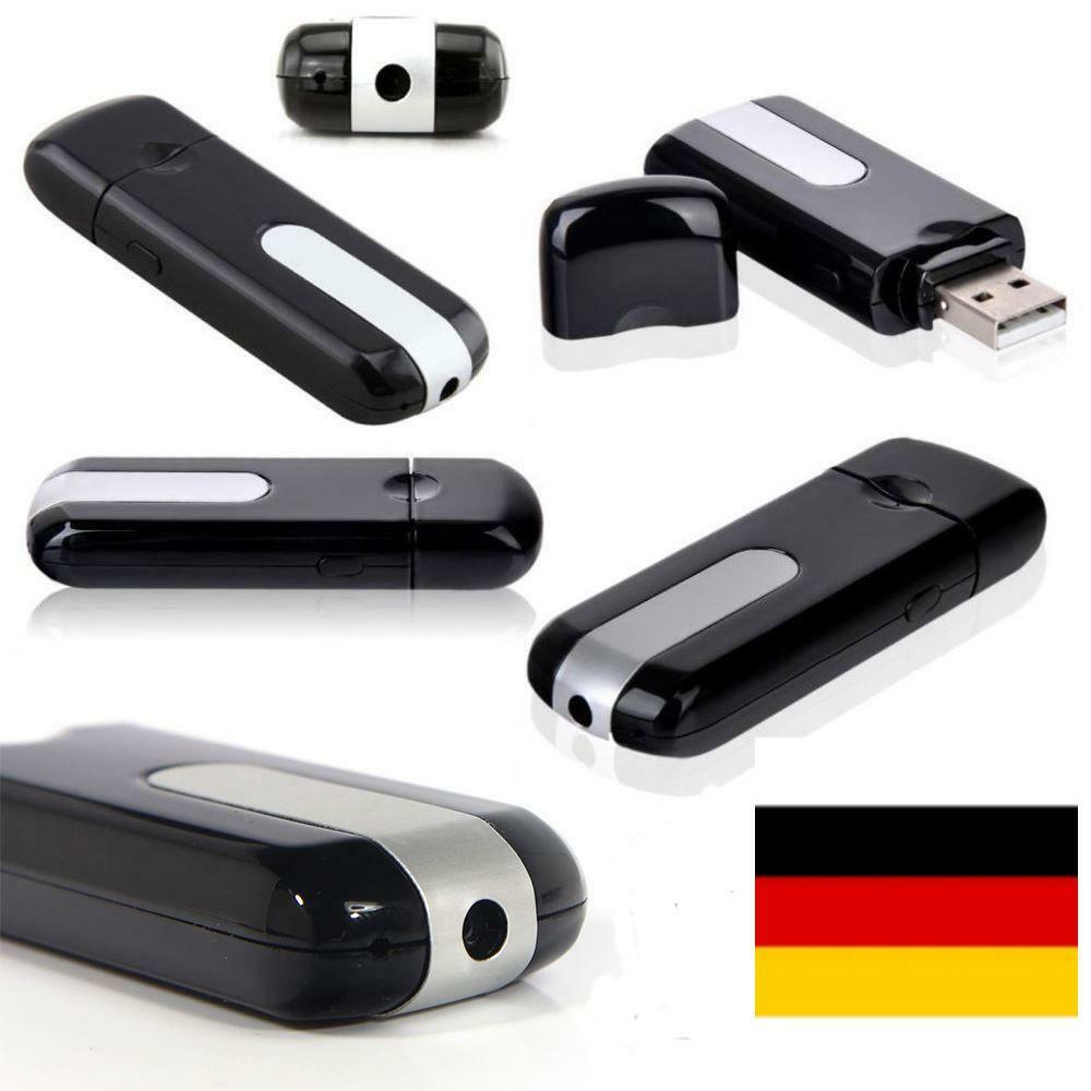 usb stick neu mini kamera spy cam hd bewegungsmelder videokamera sd adapter ebay. Black Bedroom Furniture Sets. Home Design Ideas
