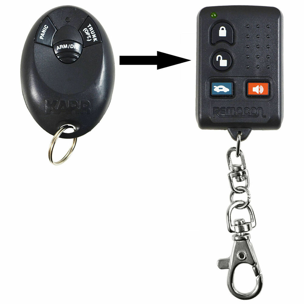 New Aftermarket Remote Key Keyless Entry Fob Alarm Car For ...