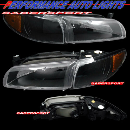 set-of-euro-black-headlights-with-corner-lights-for-19972003-pontiac-grand-prix