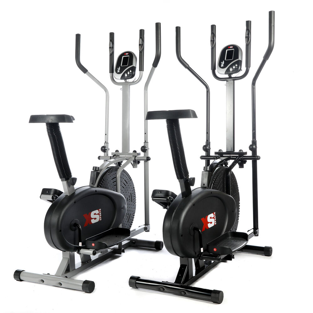 Life Fitness Treadmill History: 2 In 1- EXERCISE BIKE