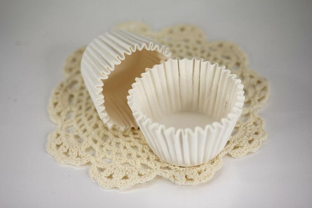 Paper Cupcake Cups : Paper cupcake muffin liners baking cups