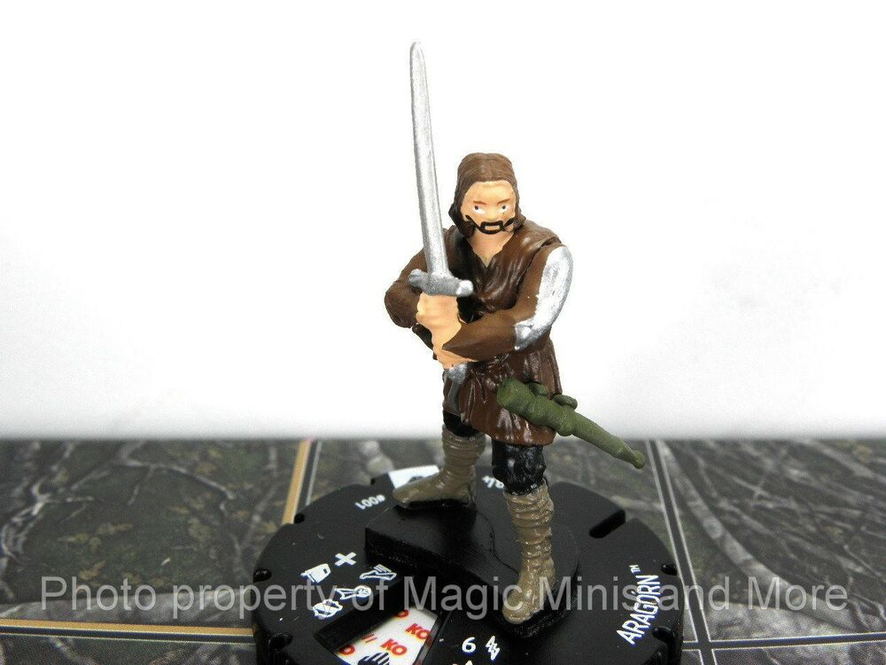 Lord Of The Rings Heroclix Two Towers