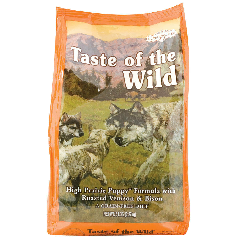 Is Taste Of The Wild Dog Food Grain Free