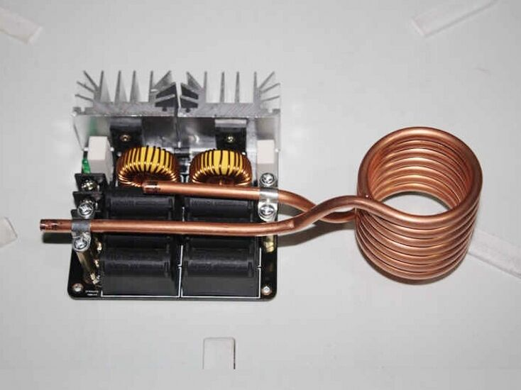 1000w Zvs Low Voltage Induction Heater Flyback Driver