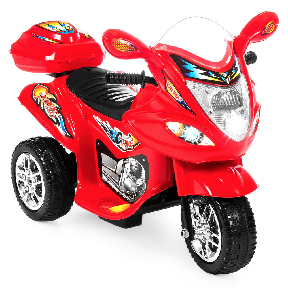 Toys For 3 And 6 : Kids ride on motorcycle v toy battery powered electric