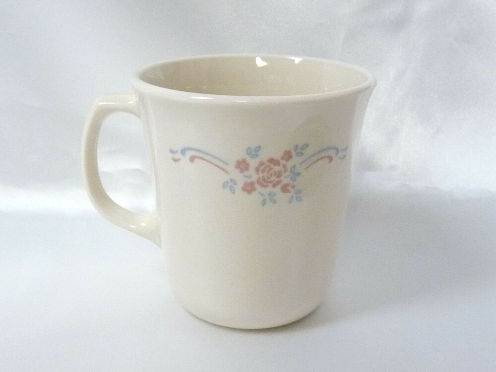Corning Corelle English Breakfast Pattern Coffee Tea Cup ...