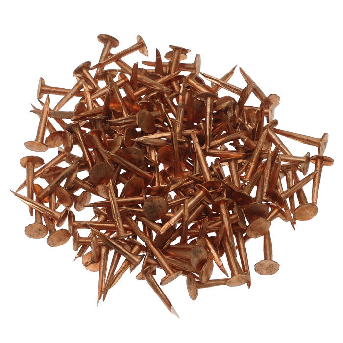 Decorative copper nails shaker nails length 5 mm 400 piece for Decorative nails