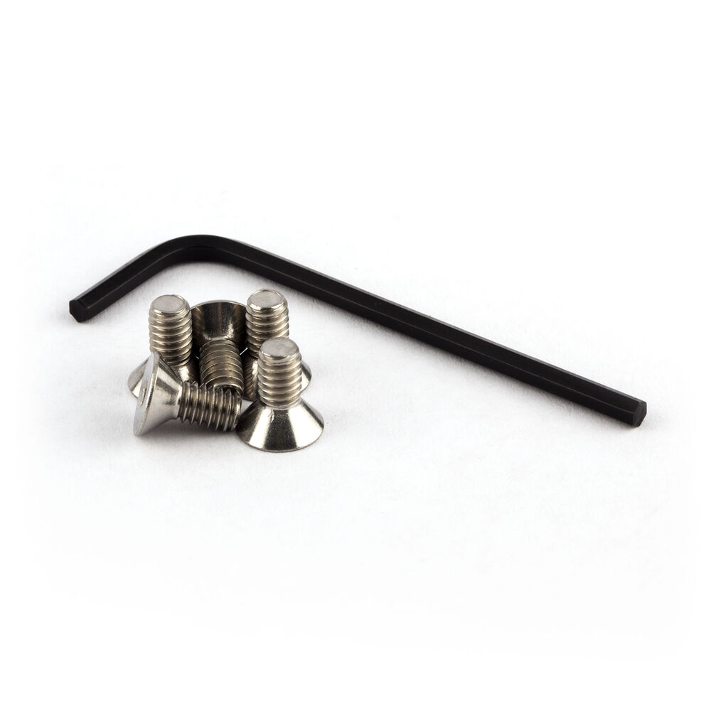 5 Center Cap Screws Stainless Steel Replacement For