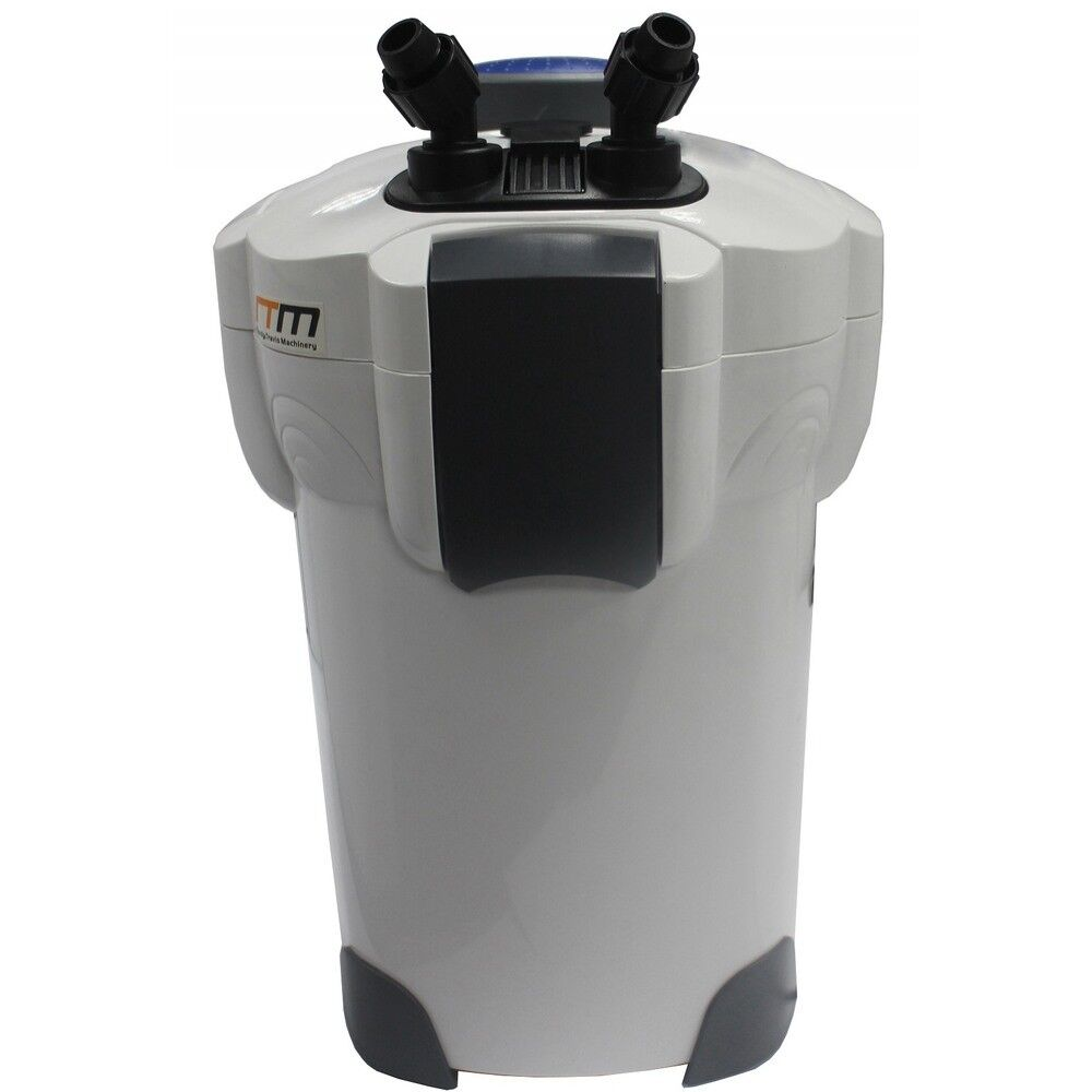 External canister filter pump for aquarium pond fish for Pond water filter