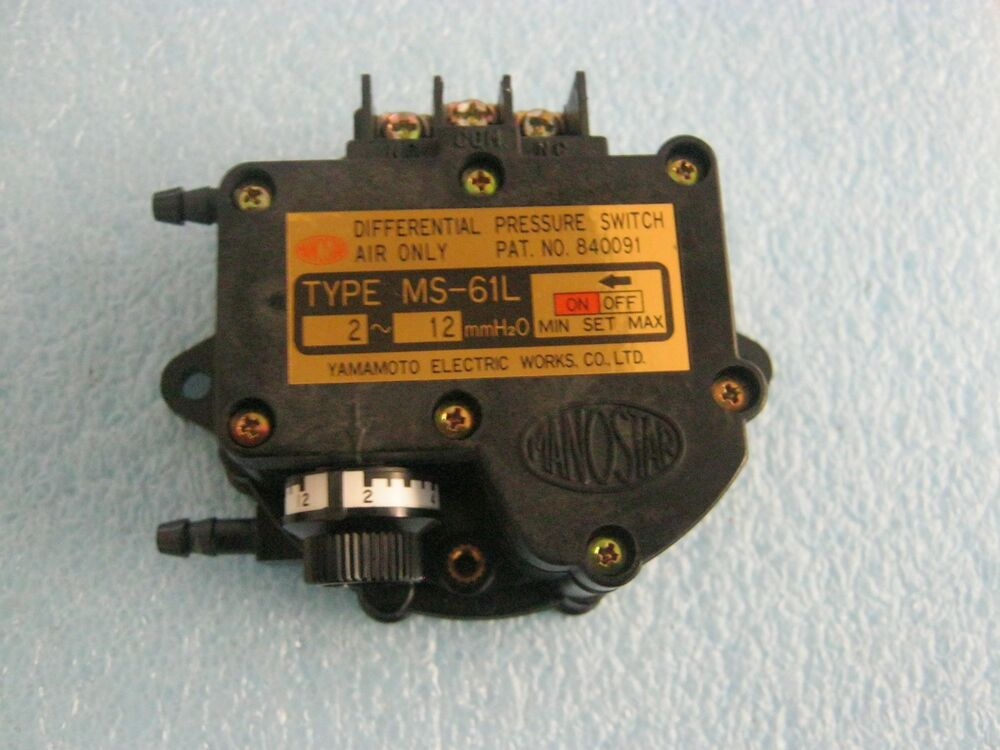 The Dfferential Temperature Relay Switch Or Balance Temperature Switch
