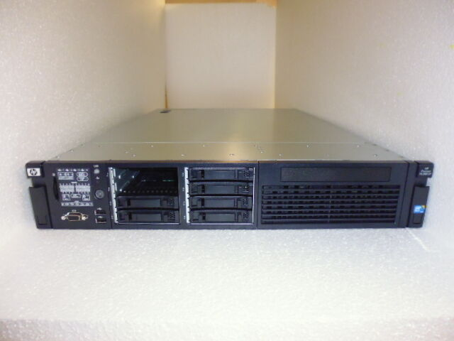 hp proliant dl380 g7 2u server xeon e5620 6gb p410i sas raid nc382i 1gbe lan 884962511886 ebay. Black Bedroom Furniture Sets. Home Design Ideas
