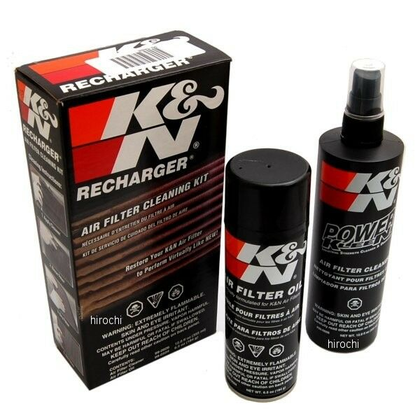 k n recharger filter care service kit 99 5000 ebay. Black Bedroom Furniture Sets. Home Design Ideas