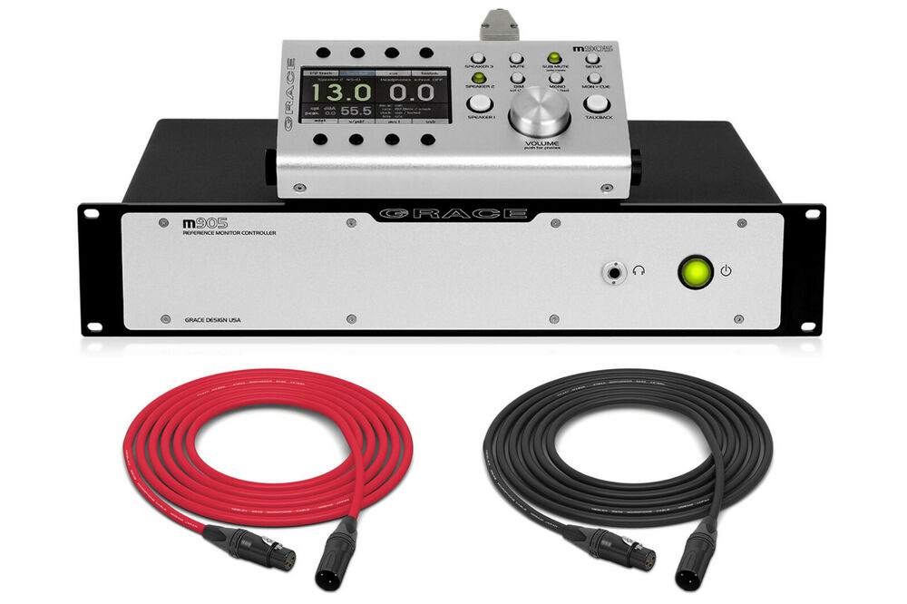 grace design m905 high fidelity 2 1 monitoring system