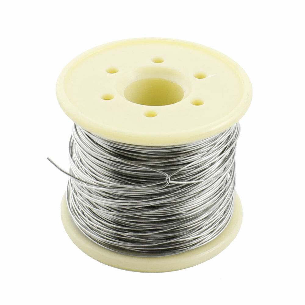 30Meter Long 0.6mm Dia AWG23 Nichrome Resistance Heating Coils ...
