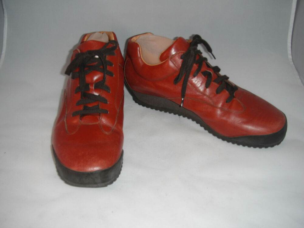 santoni club italy 9 leather oxford lace up casual