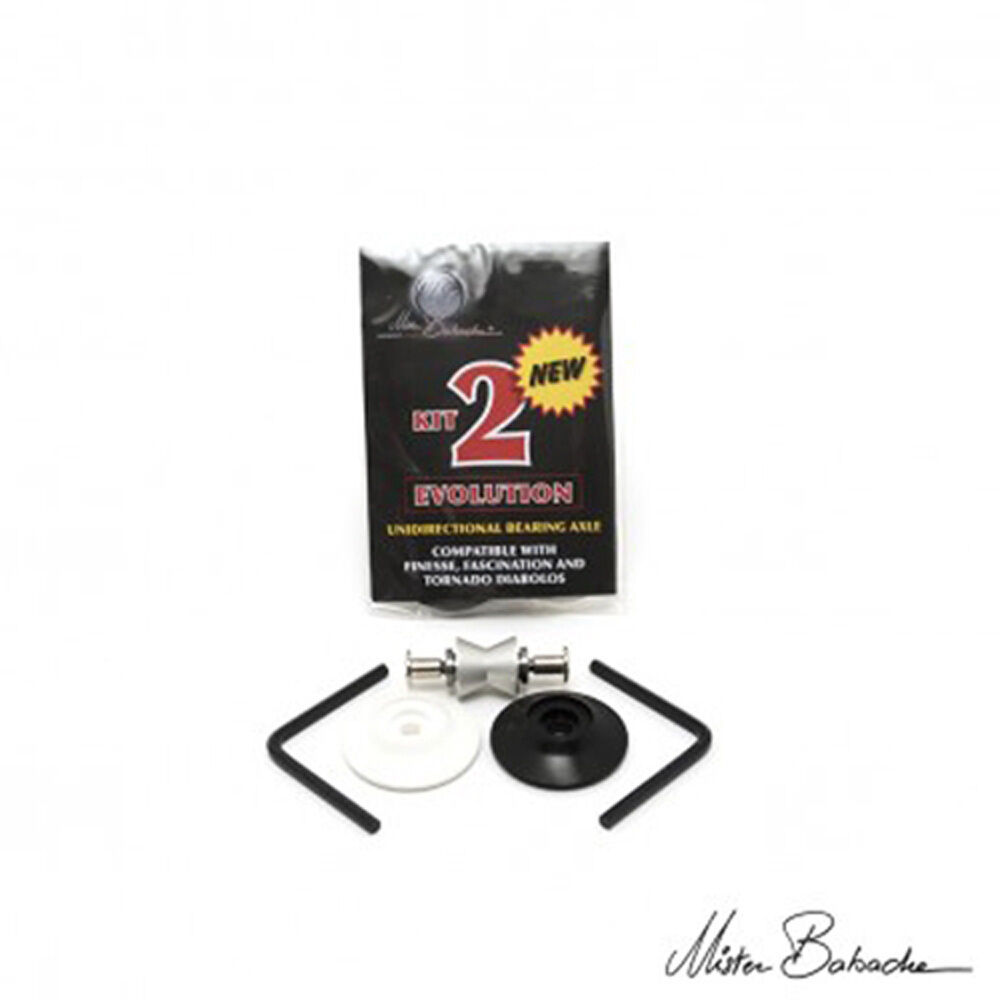 Details about Mister Babache Evolution 2 Bearing Replacement Kit for Finesse  Diabolos 45594834c5750