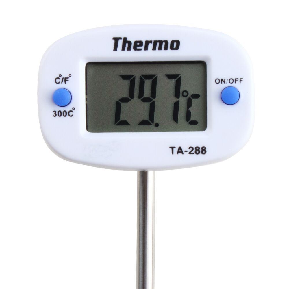 agptek bbq instant read meat digital thermometer grilling. Black Bedroom Furniture Sets. Home Design Ideas