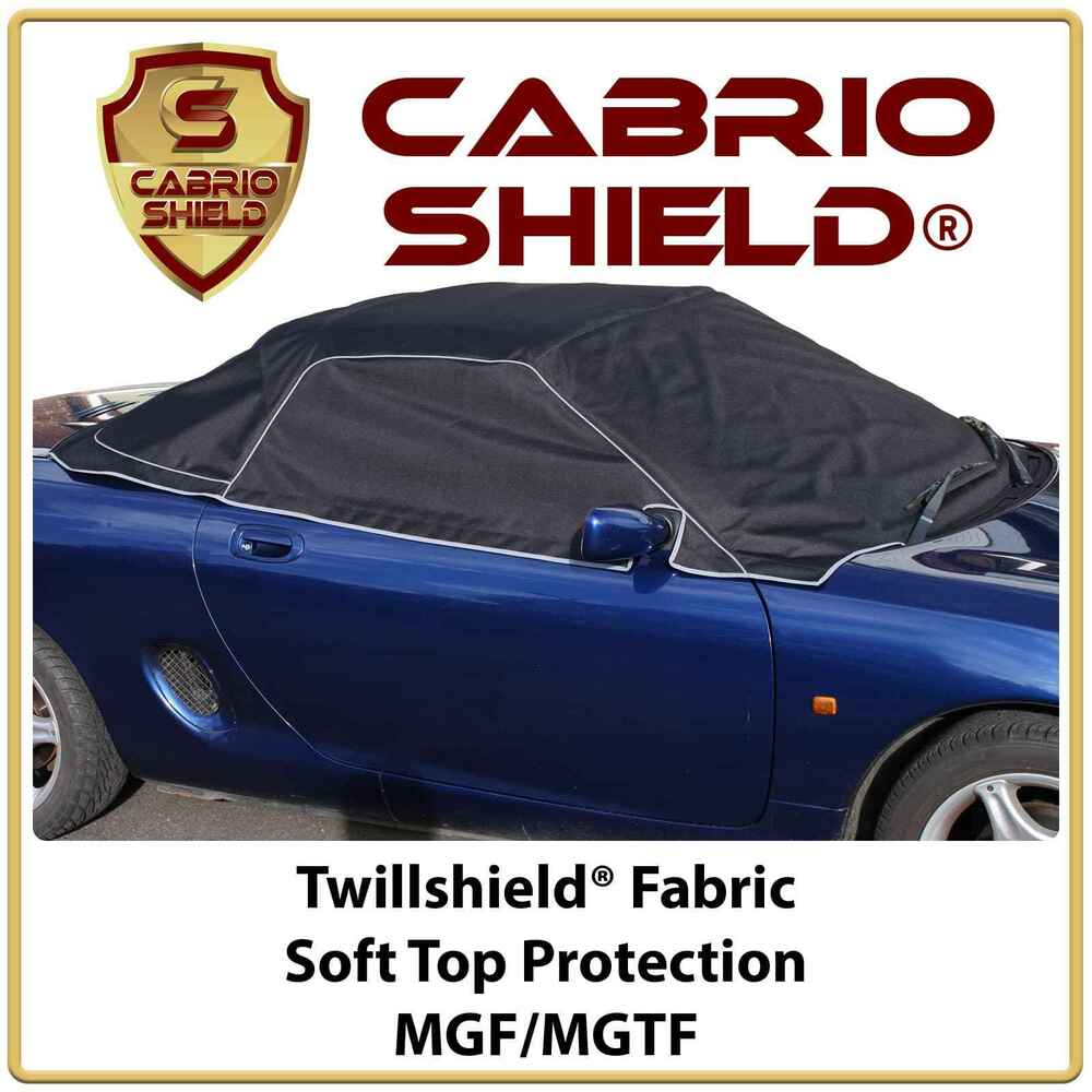 Mgf Tf Car Hood Soft Top Roof Cover Half Cover Protection