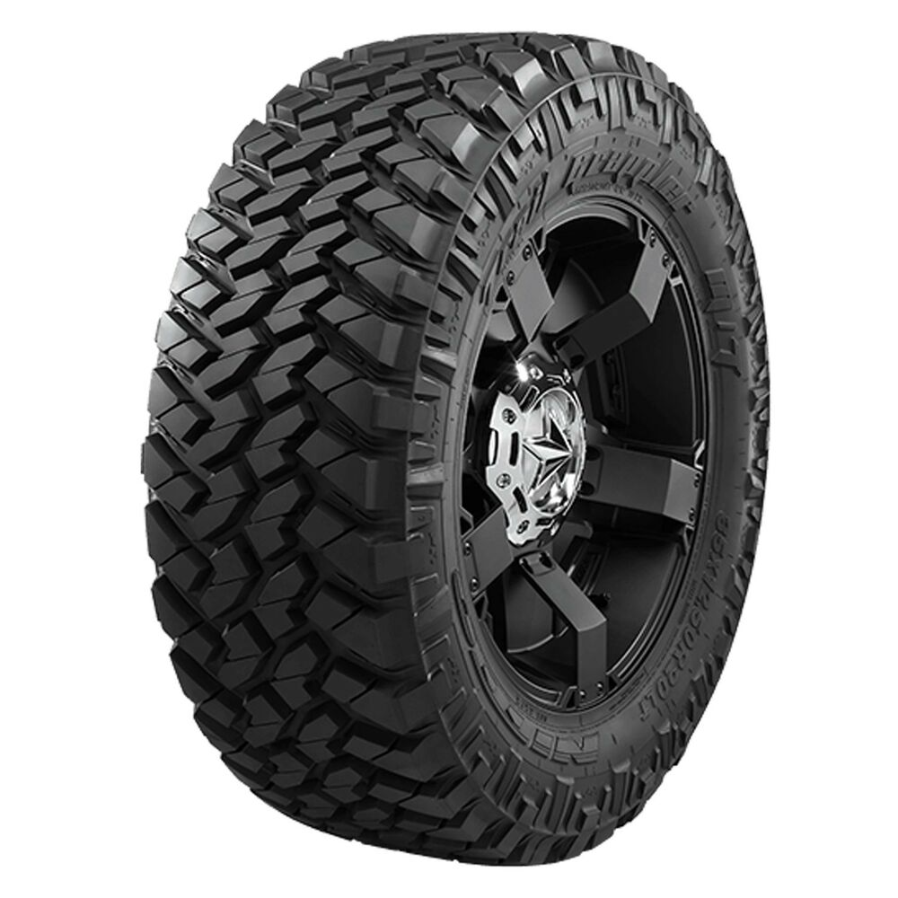 4 New Lt275 70r18 Nitto Trail Grappler M T Mud Tires 10