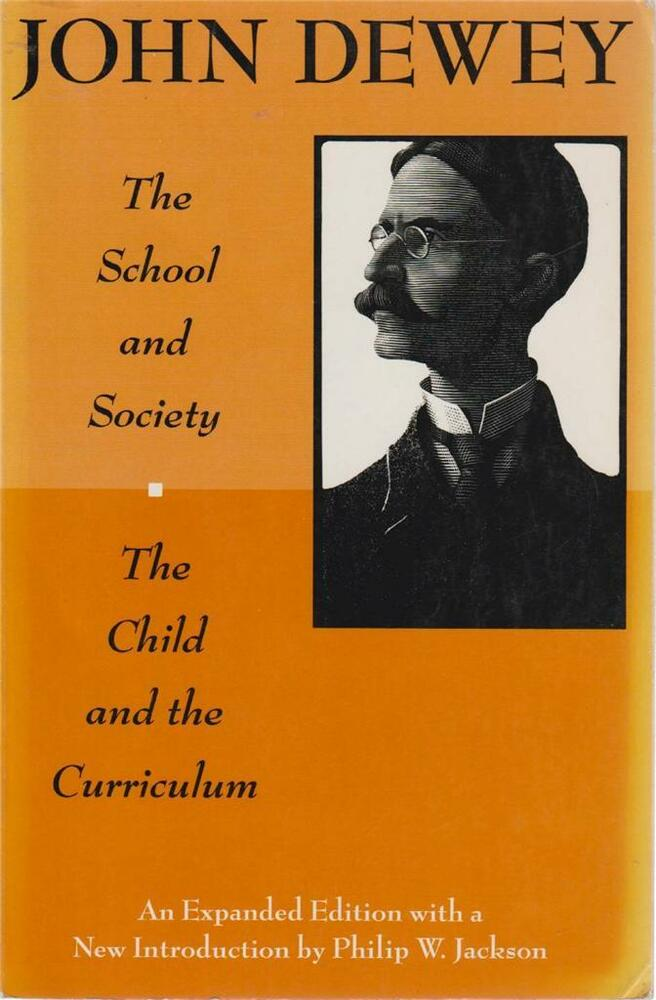 "john dewey essays education Free essay: he believed that there was a lack of conscious states in schools he asserts that children are, ""thrown into a passive, receptive, or absorbing."