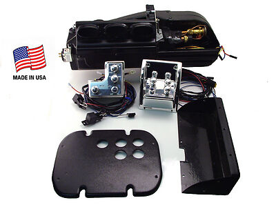55 56 chevy a c heat and defrost kit complete kit ebay for How to defrost windshield without heat
