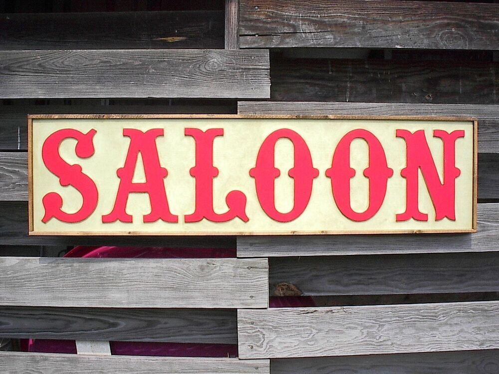 Old West Saloon Whiskey Beer Tombstone Deadwood Pub Bar. Collapsed Lung Signs. Nail Color Signs. One Handed Signs Of Stroke. Advert Signs