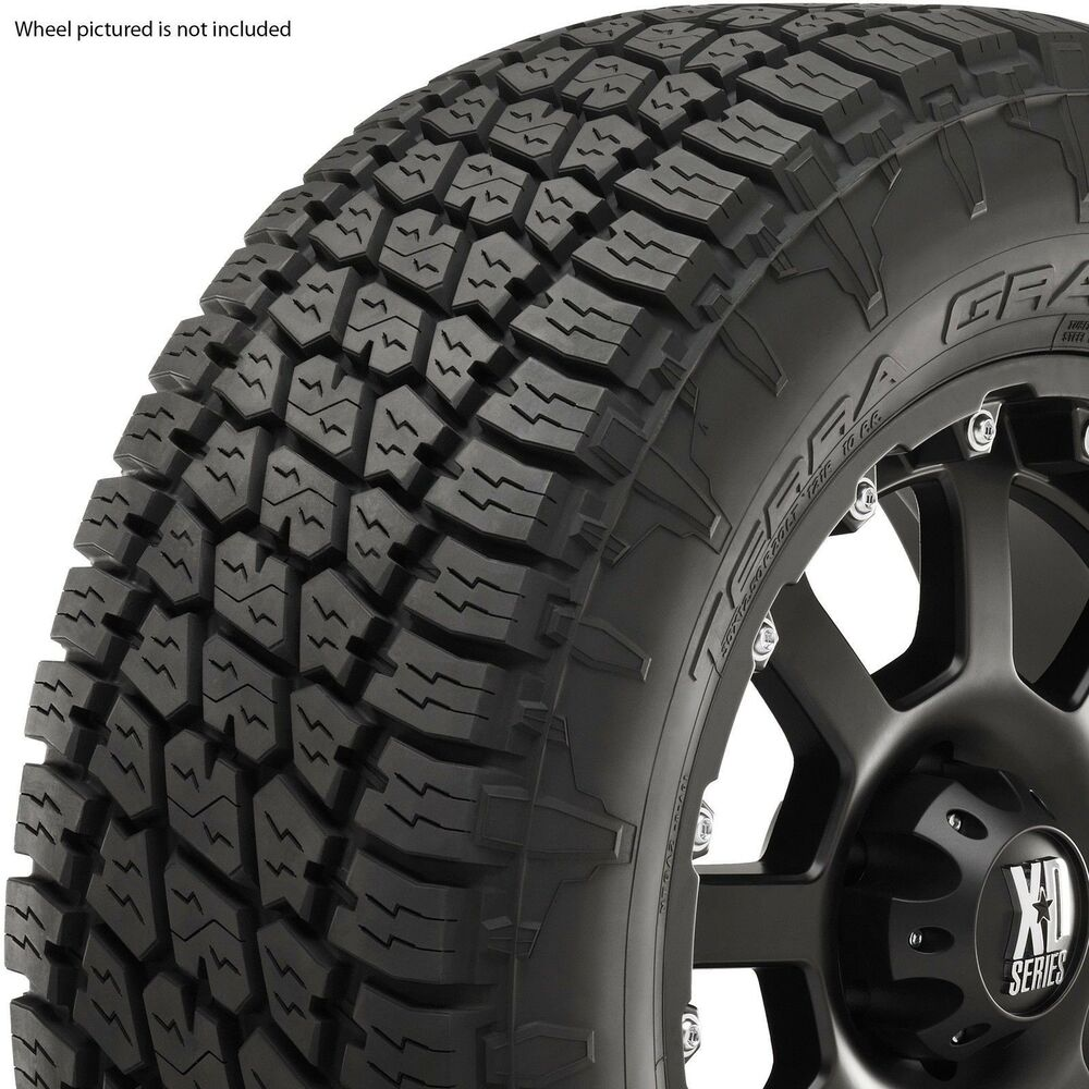 285 75R17 In Inches >> 4 New LT295/60R20 Nitto Terra Grappler G2 Tires 295/60-20 ...
