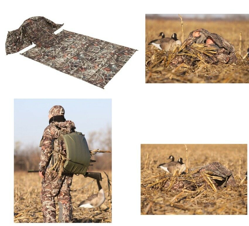 Banded Max 4 Keyhole Layout Backpack Waterfowl Goose