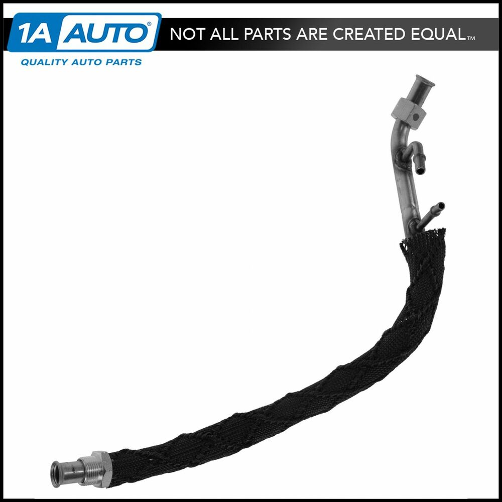 Egr tube emissions pipe line for ford ranger l