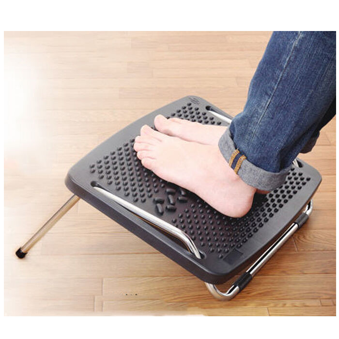 New Posture Realign Footrest Bench Desk For Home Office