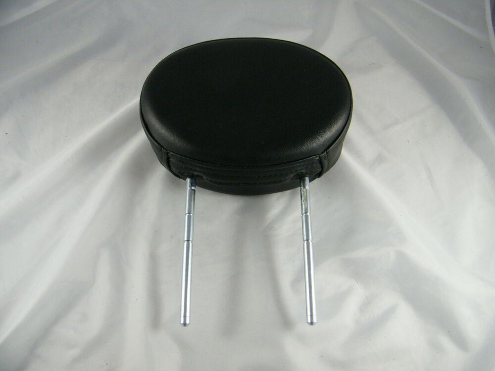 Jazzy Select Power Scooter Black Headrest For Back