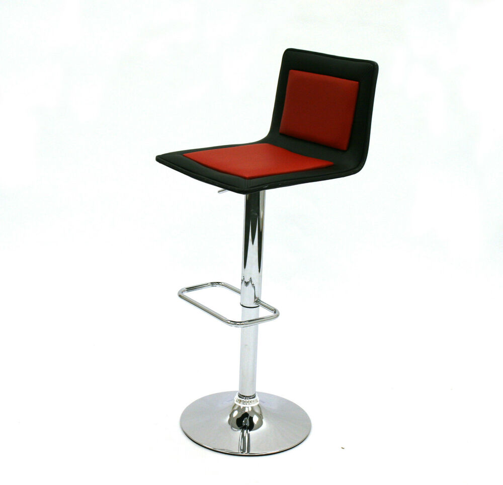 SM 5125 Black amp Red Leather gas lift swivel bar stool bar  : s l1000 from www.ebay.co.uk size 1000 x 964 jpeg 44kB