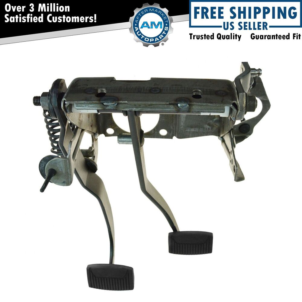 mt clutch   brake pedal assembly for bronco f150 f250 f350 f450 ford ebay 1968 mustang assembly manual pdf 1965 mustang body assembly manual pdf