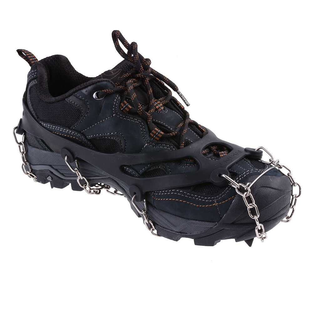 snow shoes spike grip boots chain crons grippers